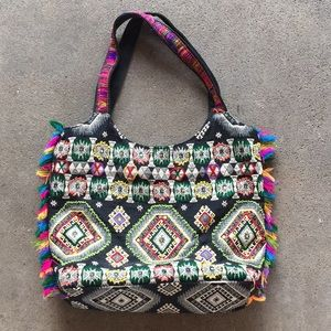 Cute Moroccan bag!